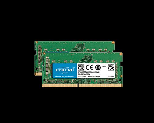 Crucial Memory for MAC